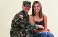Fully furnished rental homes in San Diego for military personnel.